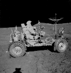 Apollo 15 Rover