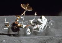 Apollo 16 Rover