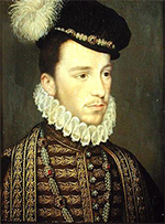 King Henry III of France