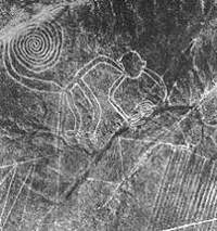 Nazca Lines right
